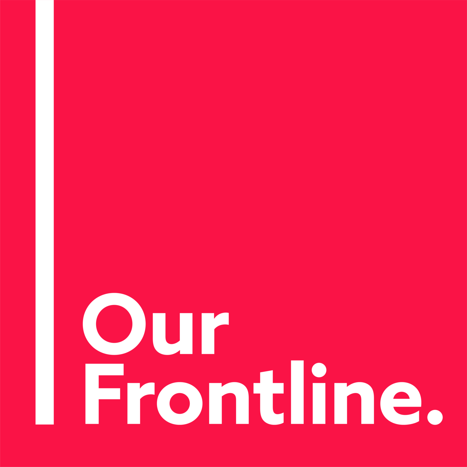 Our Frontline logo