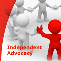 ARC Independent Advocacy workbook cover