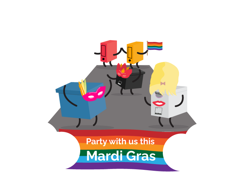 Party with us this Mardi Gras