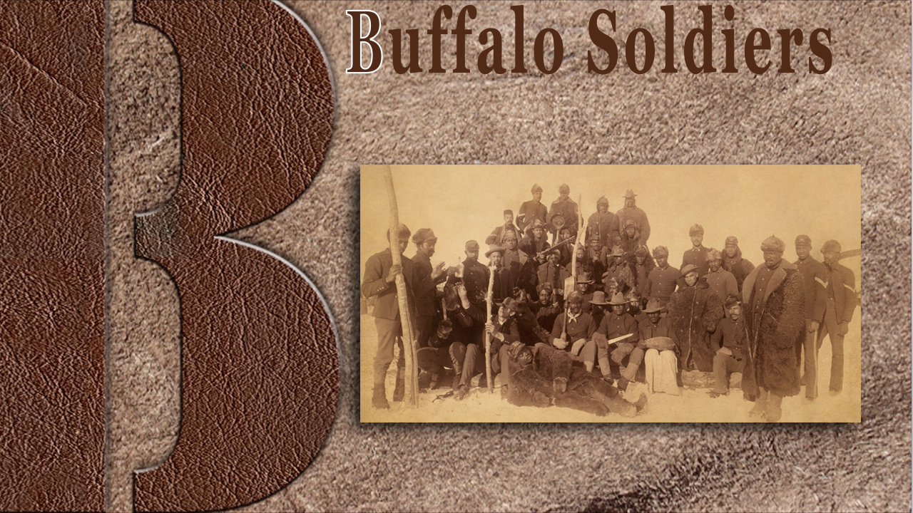 Buffalo Soldiers originally were members of the 10th Cavalry Regiment of the United States Army, formed on September 21, 1866, at Fort Leavenworth, Kansas. This nickname was given to the Black Cavalry by Native American tribes who fought in the Indian Wars.