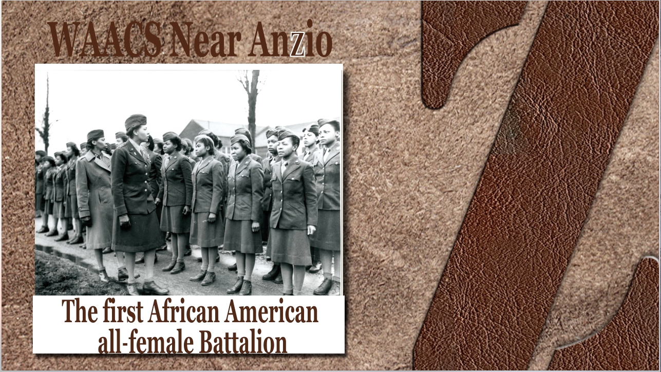 "The ""6888"" has a long list of ""firsts"" and accomplishments to its credit.  Comprised of 855 women, of which 824 were enlisted and 31 were officers, it was the first African American all-female battalion"