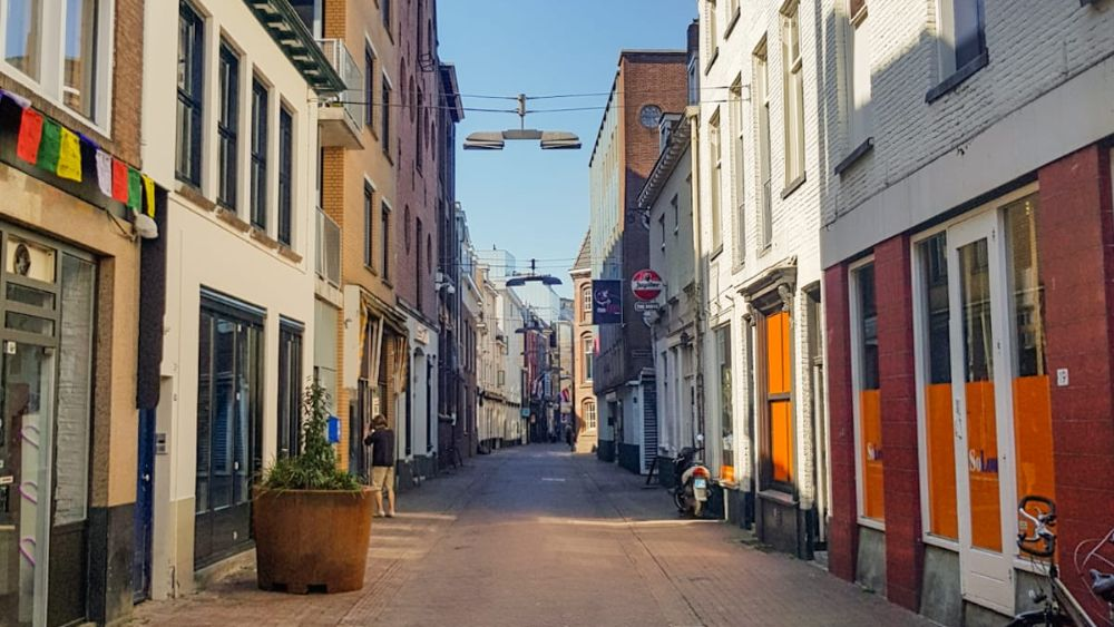 Foto Varkensstraat Arnhem
