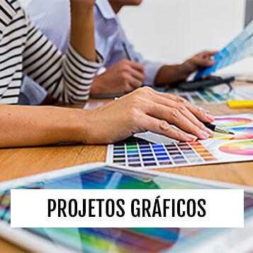 Projetos gráficos