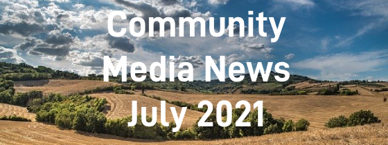 Community Media News 2021