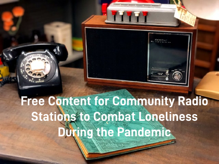 Free content for Community Radio Stations