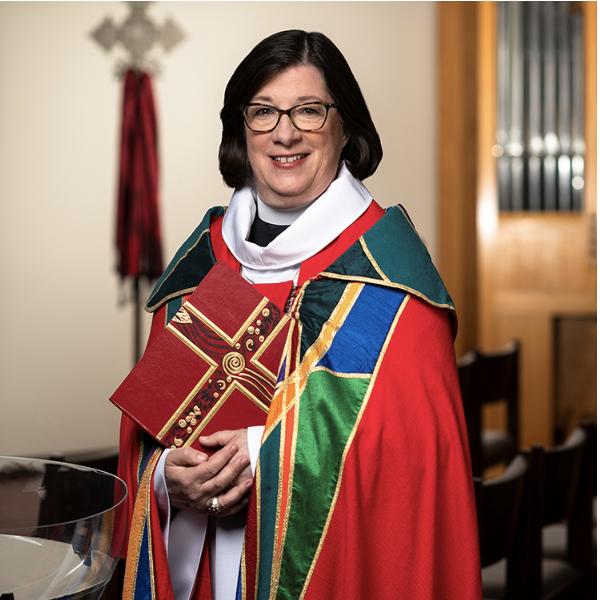 Bishop Eaton to share sermon - 6/7