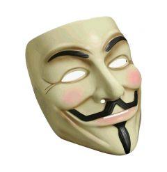 V For Vendetta Kostuum Masker €11,95