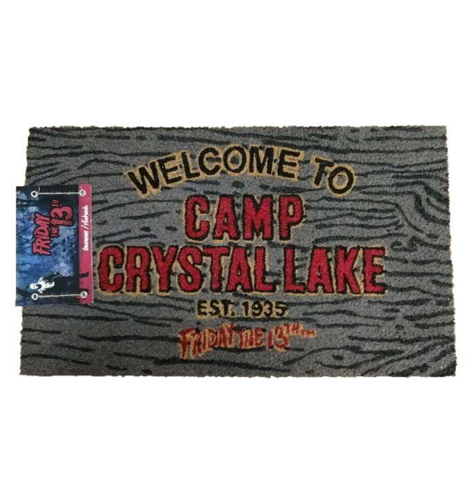 Friday the 13th: Camp Crystal Lake 60x40cm Deurmat