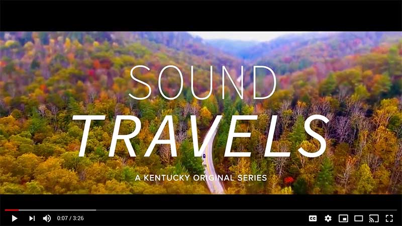 J.D. Shelburne - Sound Travels
