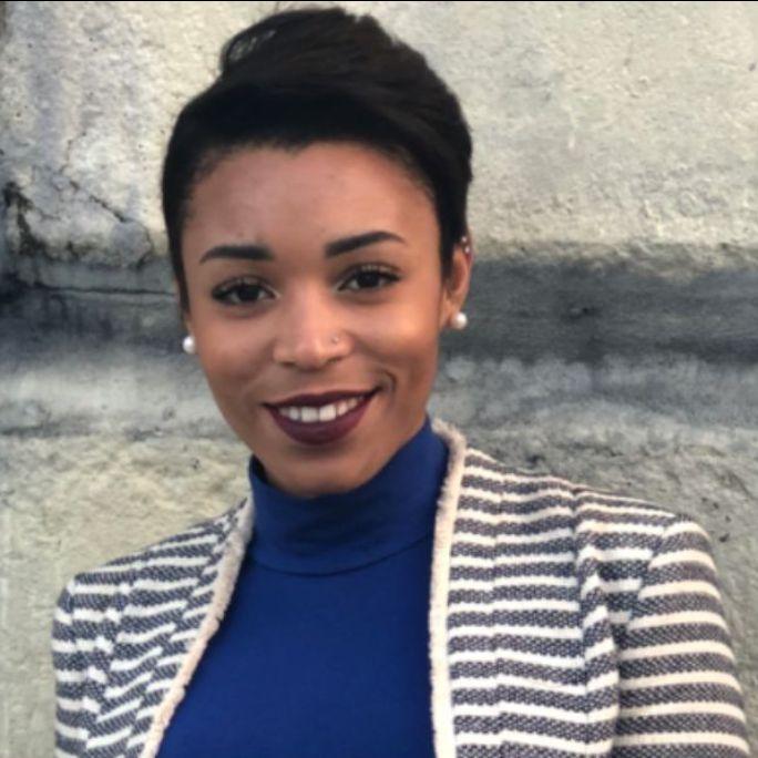 Jayla Phillips, 24 year old CEO, Freedom Advisor, and Public speaker