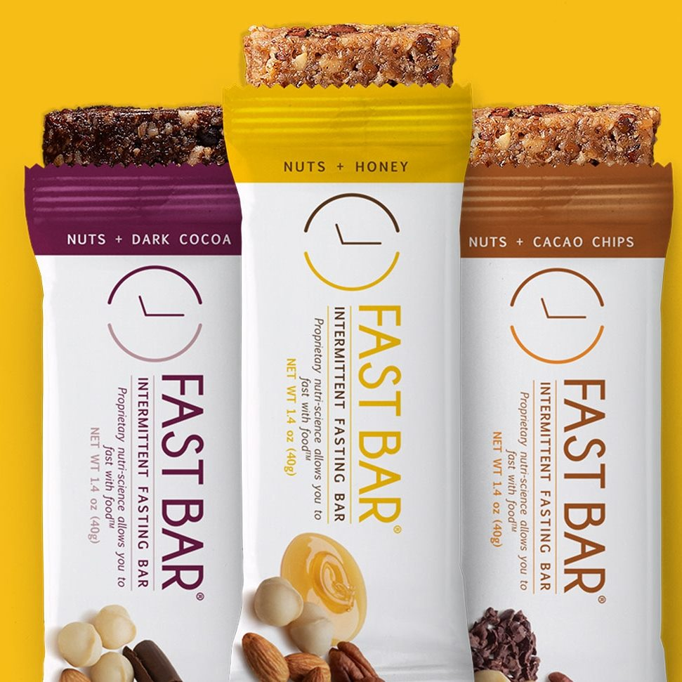 Fast Bar a snack that won't break your fast