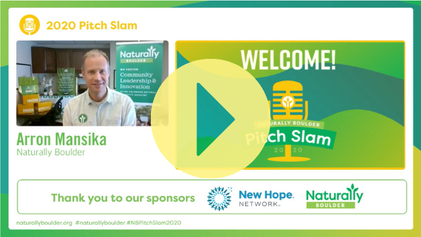 Watch the recording of the 16th annual Pitch Slam & Autumn Awards