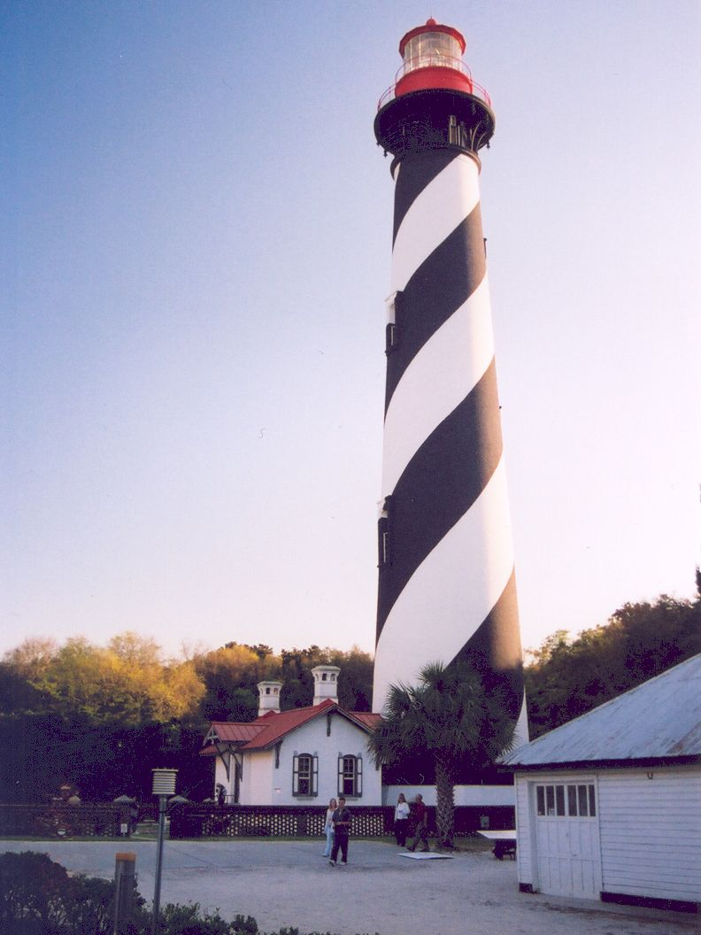 St. Augustine Lighthouse in Florida