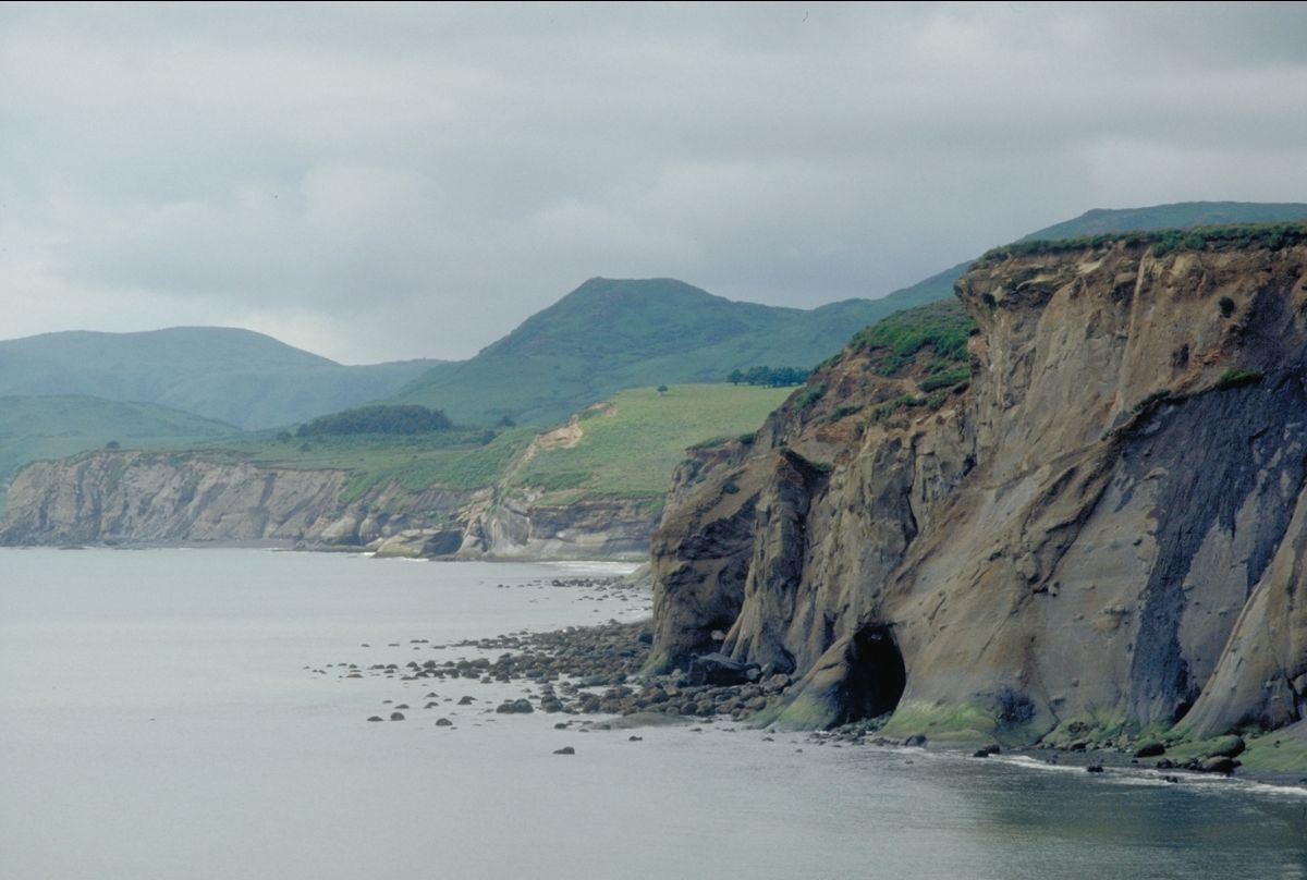 Alaska's Marine Highway - Coastal Kodiak
