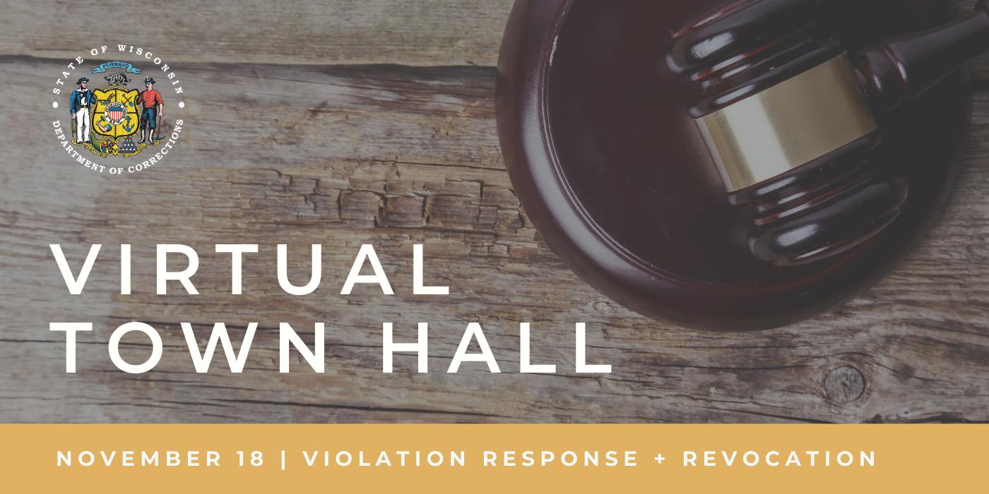 Wisconsin DOC - Violation Response & Revocation