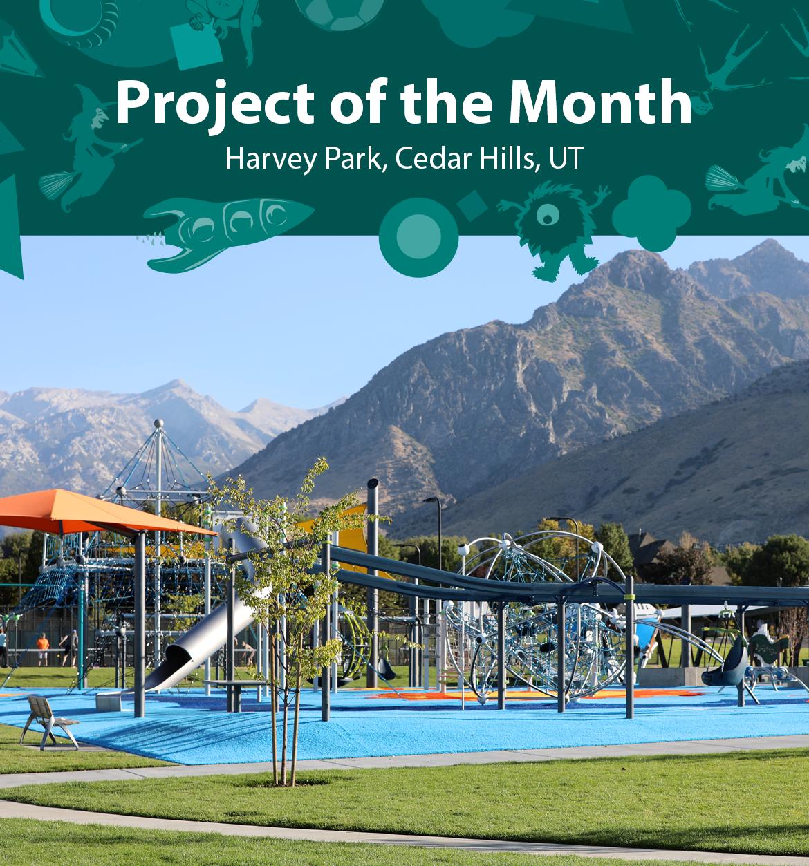 Harvey Park, Cedar Hills, UT