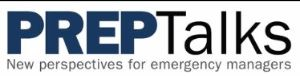 PrepTalks for Emergency Managers and Crisis Management Specialists