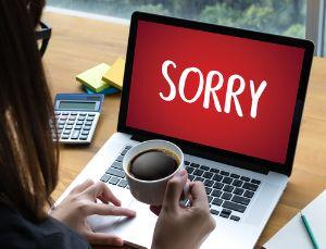 Sorry !!