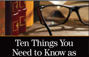 Ten Things You Need to Know As...