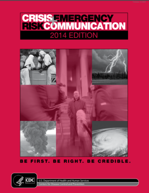 CDC Crisis Emergency Manual