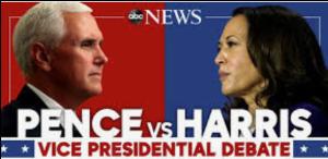 Pence-Harris Debate