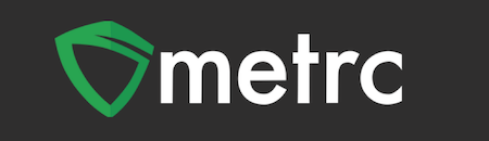 An image of Metrc's logo.