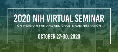 2020 NIH Seminar