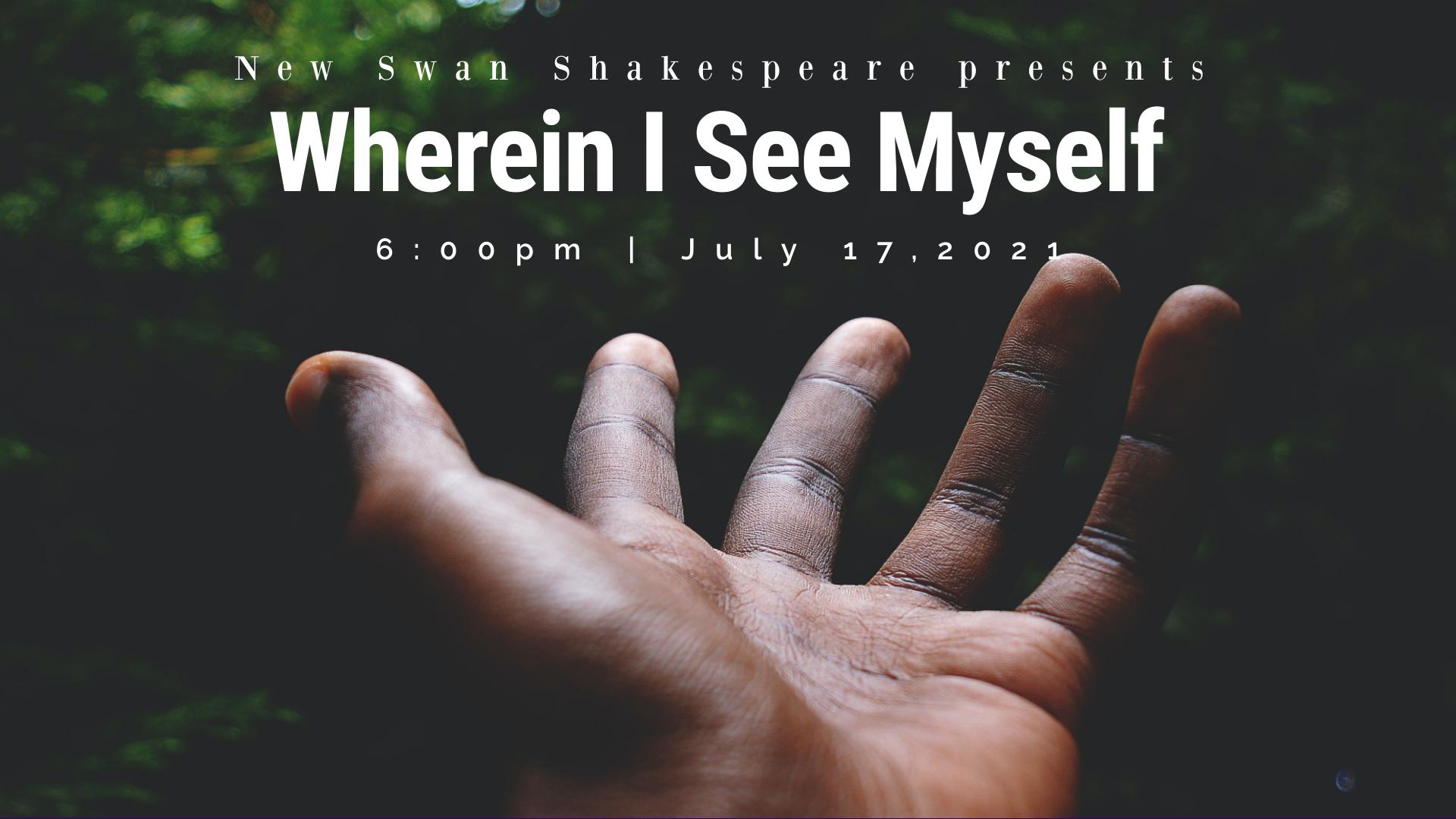 Wherein I See Myself