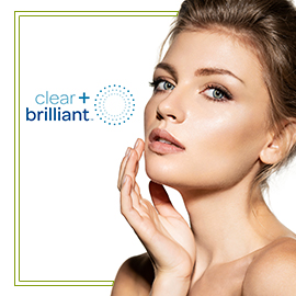 Purchase 3 Clear + Brilliant® and Receive 1 FREE!