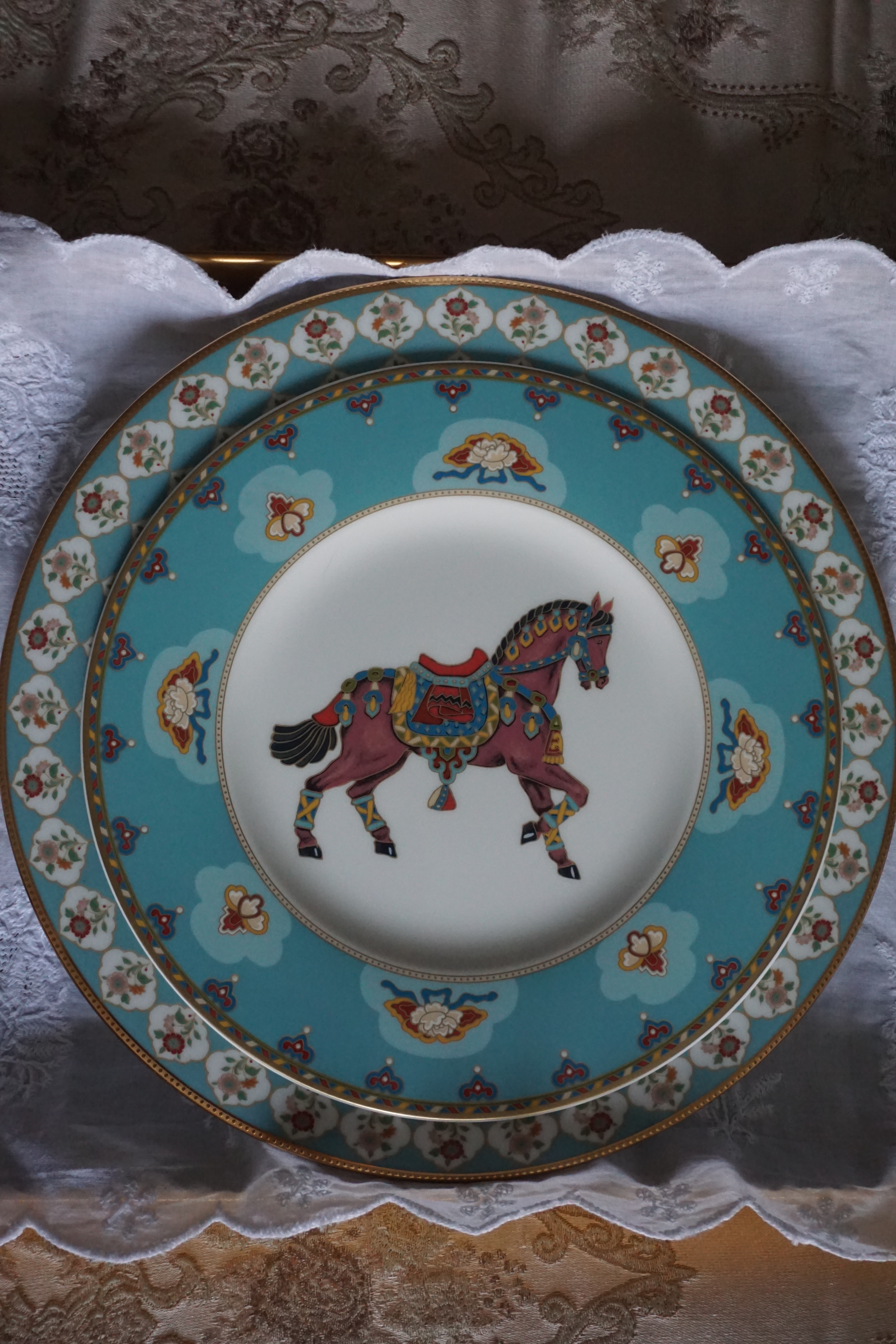 Villeroy and Boch Samarkand Porcelain History Collecting