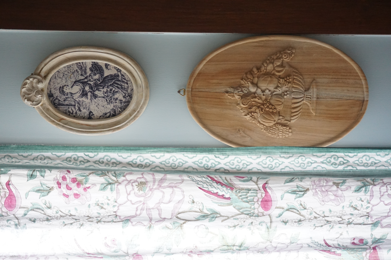 Savoir faire furniture making parrot & lily