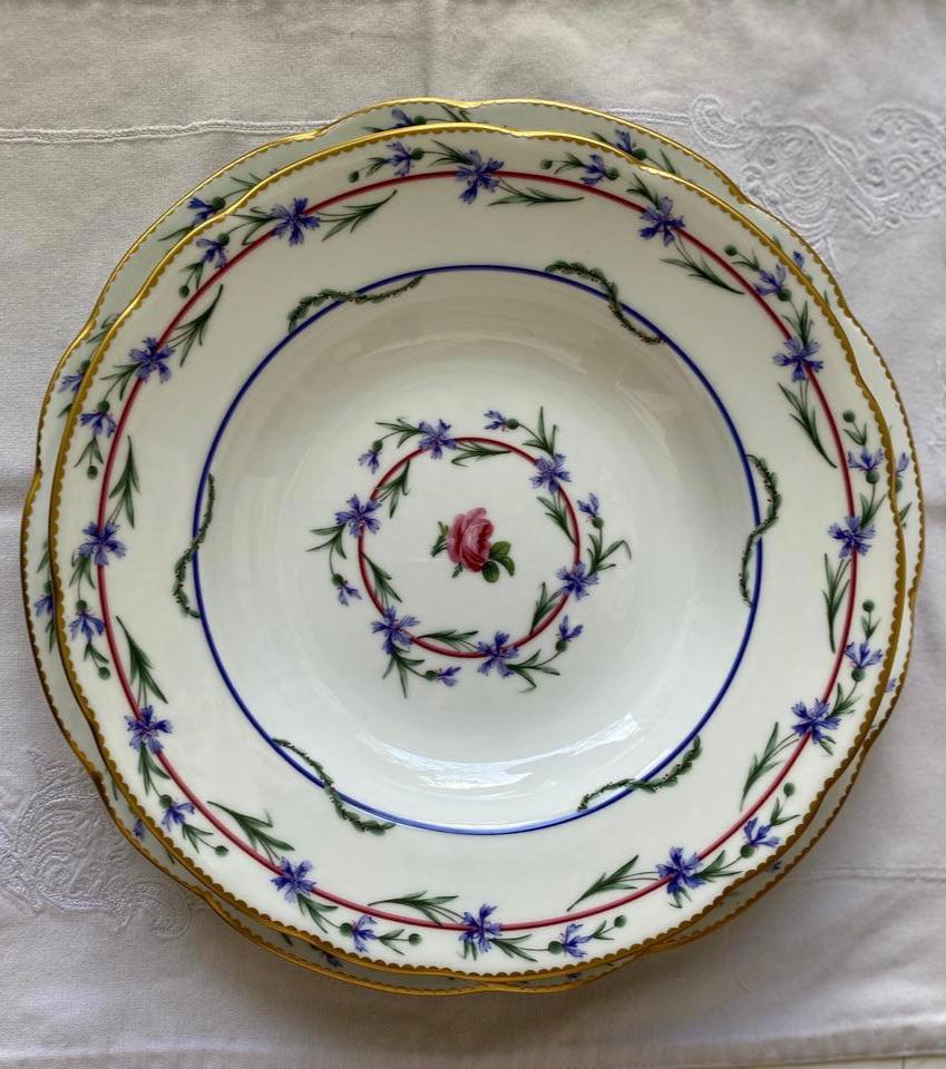 French vintage antique porcelain collecting Sèvres limoges Bernardaud