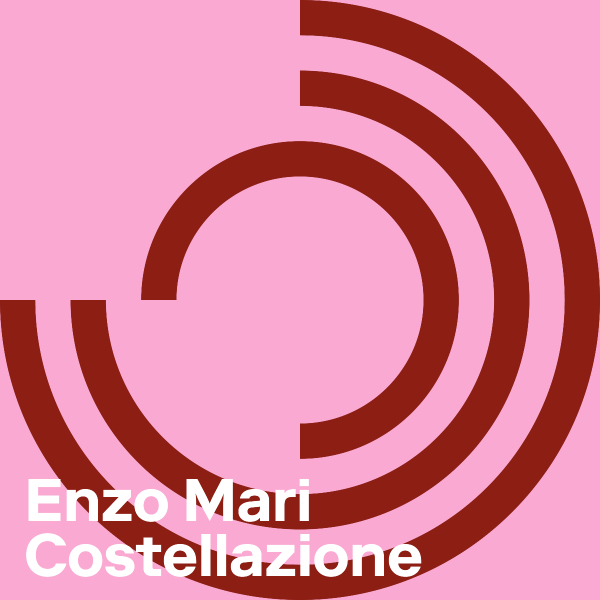 Enzo Mari curated by Hans Ulrich Obrist with Francesca Giacomelli