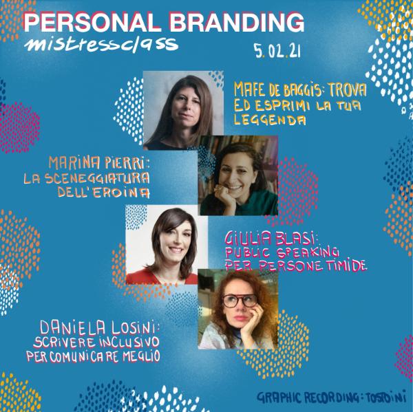 Personal Branding MistressClass