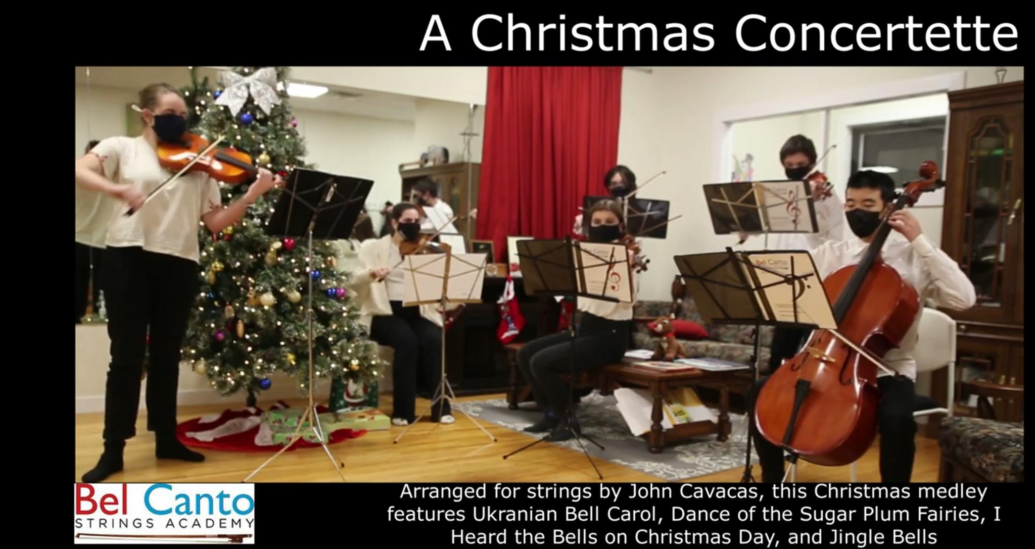 Christmas Concertette