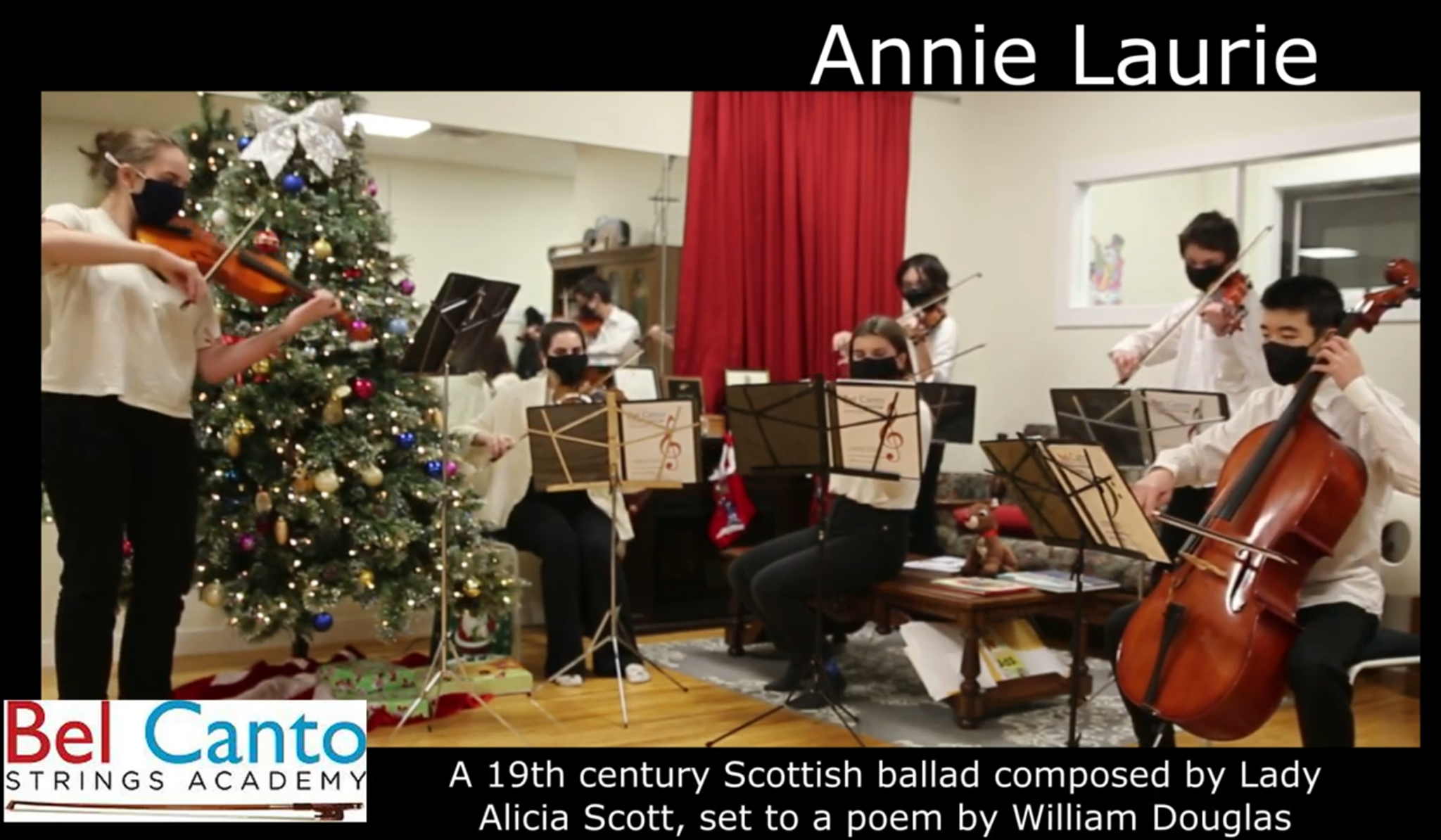 Annie Laurie by Chamber Strings