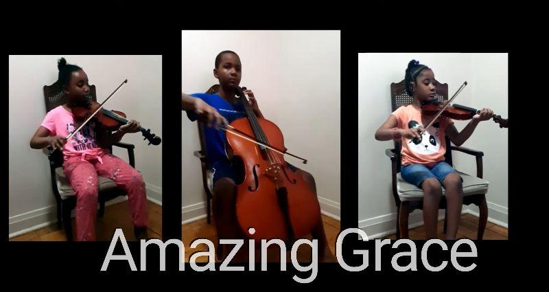 Amazing Grace music video