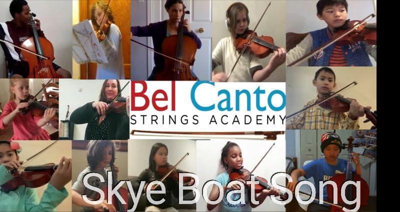 Skye Boat Song music video