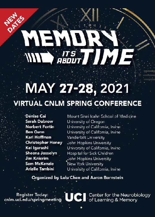 memory its about time virtual conference