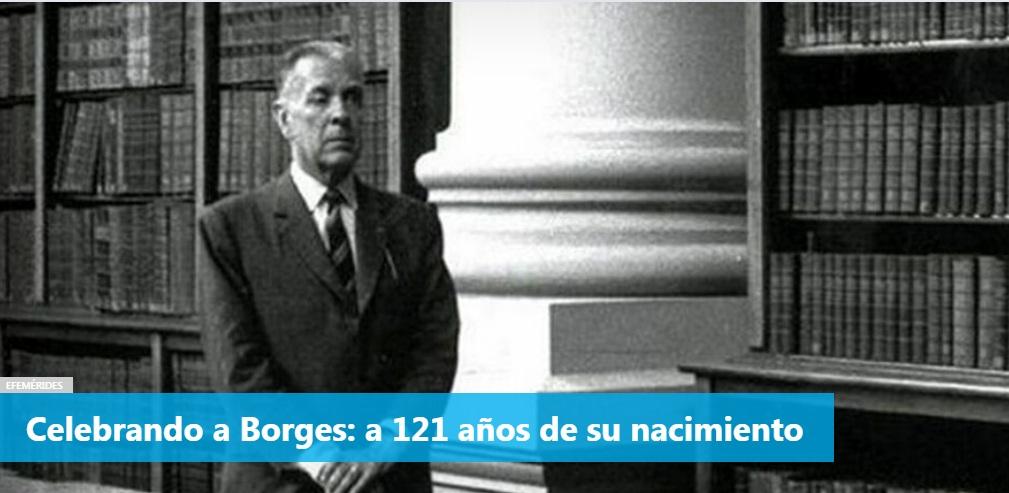 Celebrando a Borges