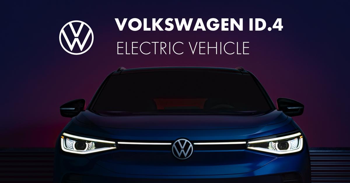 Volkswagen ID.4 Banner