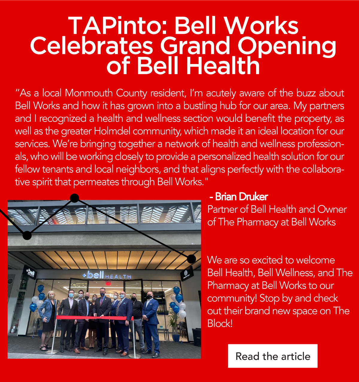 Bell Health Grand Opening