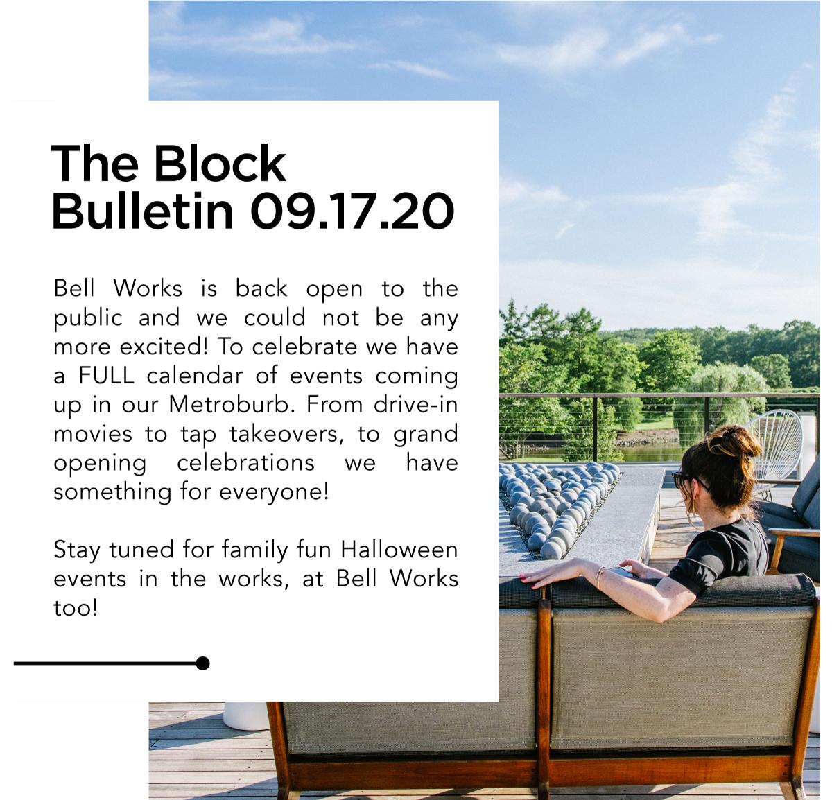 The Block Bulletin 09.17.20