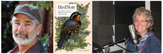 bob sundstrom, birdnote, mary mccann