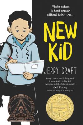 new-kid-jerry-craft-newberry-award-island-books-march-staff-pick