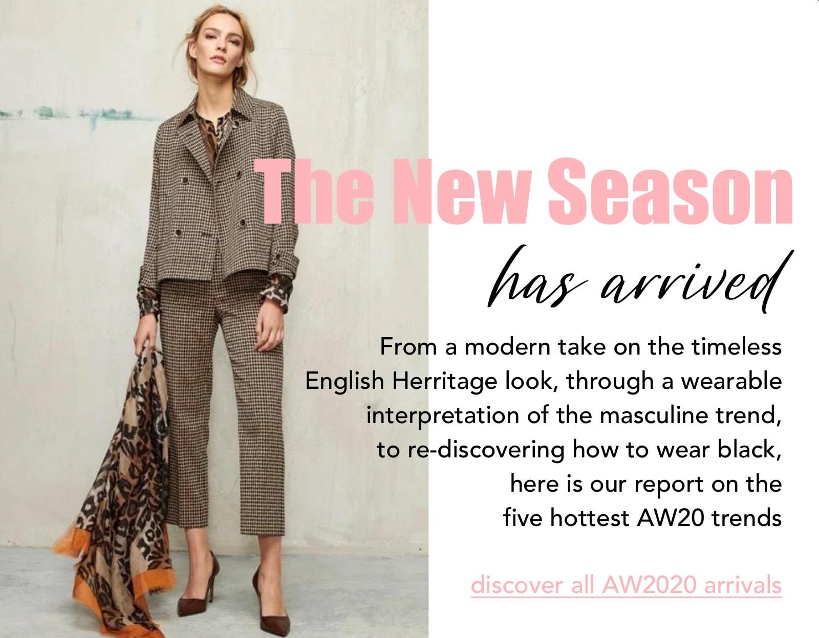 Clothing - Hello Autumn Winter 2020