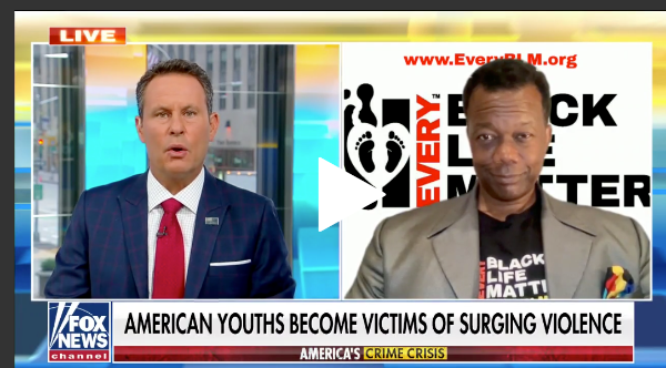 Fox News Interview of Kevin McGary, President of Every Black Life Matters