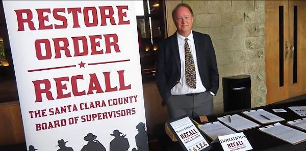Recall Santa Clara CA Supervisors