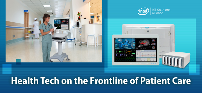 Health Tech on the Frontline of Patient Care