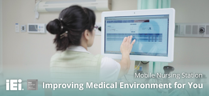 Improving medical environment for you